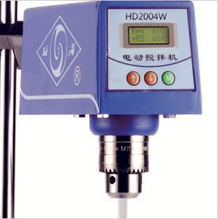 HD2004W数显电动搅拌器