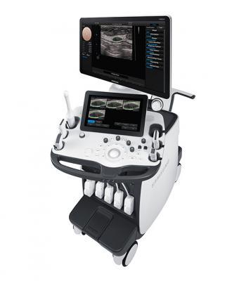 三星SAMSUNG金麒麟全身型AI智能超声诊断系统
