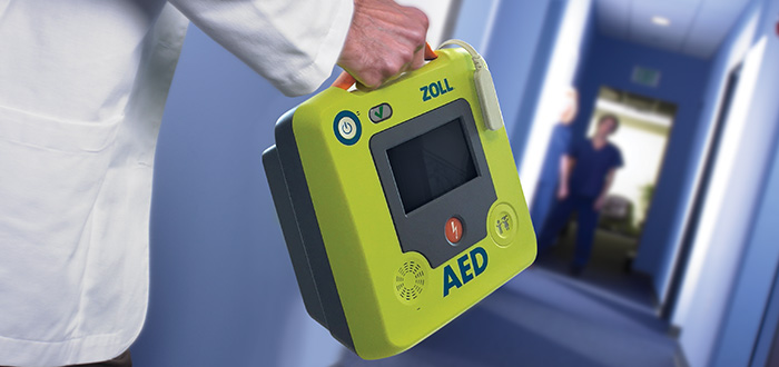 ZOLL AED 3® BLS 除颤器