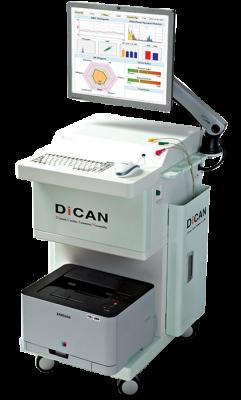 韩国自主神经检测仪 DiCAN