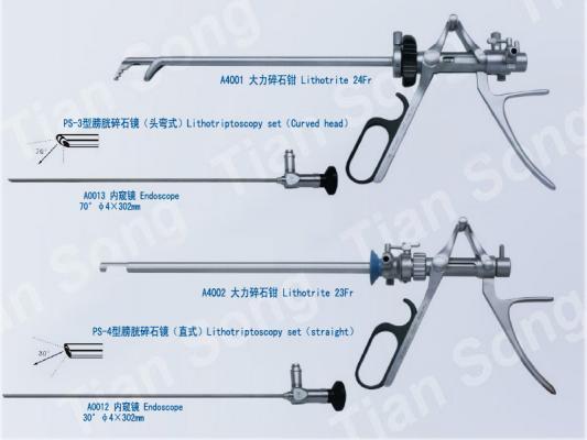 膀胱碎石镜 型号:PS-3型/Ps-4型