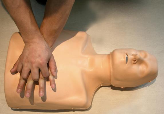 可调式成人与儿童心肺复苏模拟人(简易型)