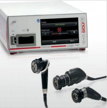 狼牌endocam5525摄像系统