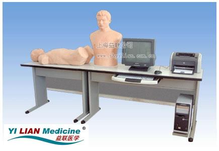 多媒体心肺听诊触诊与腹部触诊技能训练实验室系统JC3000B/GGF教师机