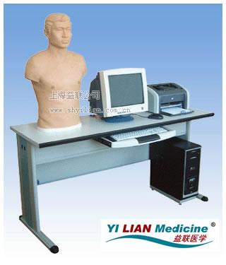 多媒体心肺听诊触诊技能训练实验室系统JC3000B/G 教师机
