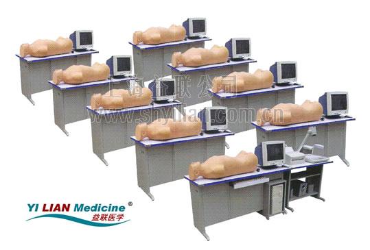 多媒体腹部触诊训练实验室JC3000A/F 教师机