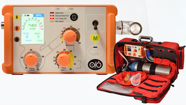 AII6000S急救转运呼吸机