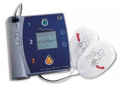 美国飞利浦AED体外自动除颤仪M3860A(带显示屏)