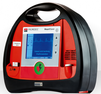 德国普美康HeartSave AED-M自动双相波除颤仪