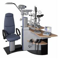 瑞士HAAG-STREIT专业眼科检查台HS系列