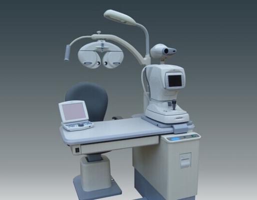 日本NIDEK AOS-1500 标准型综合检眼台