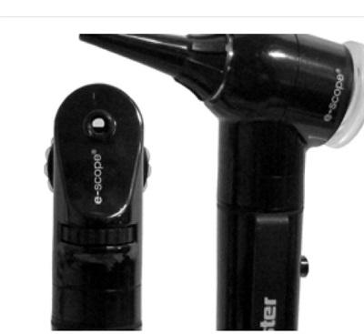 耳鼻喉检查器,便携式f.o. 检耳镜