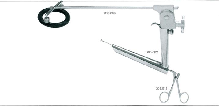 ZC型支撑喉镜