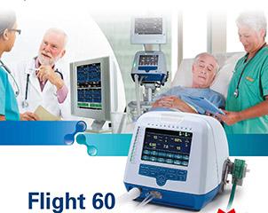 Flight60ICU急救转运呼吸机