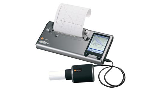 德国耶格MicroLab 便携式肺功能仪