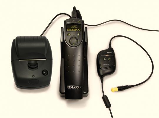 Ero.Scan Pro(耳声发射声阻抗测定仪)