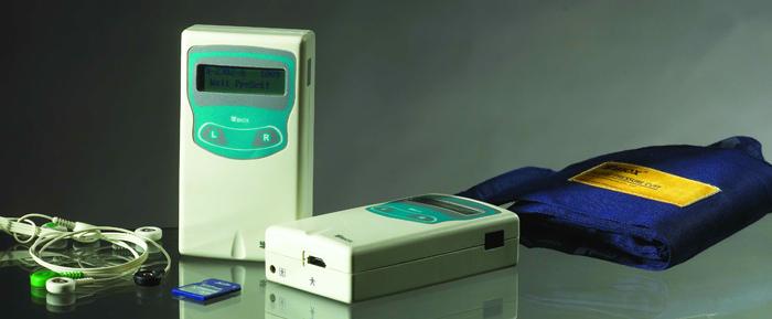 CB-2301-A动态血压心电二合一记录仪