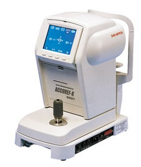 日本SHIN-NIPPON ACCUREF9001自动验光及曲率测量仪