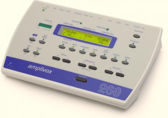 临床型听力计Model240