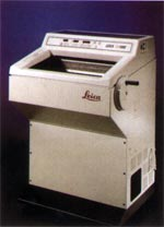 德国CM 1900双压缩机制冷型冷冻切片机