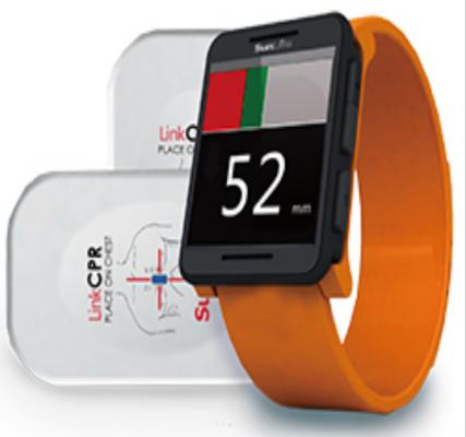 LinkCPR 人工按压质量反馈仪