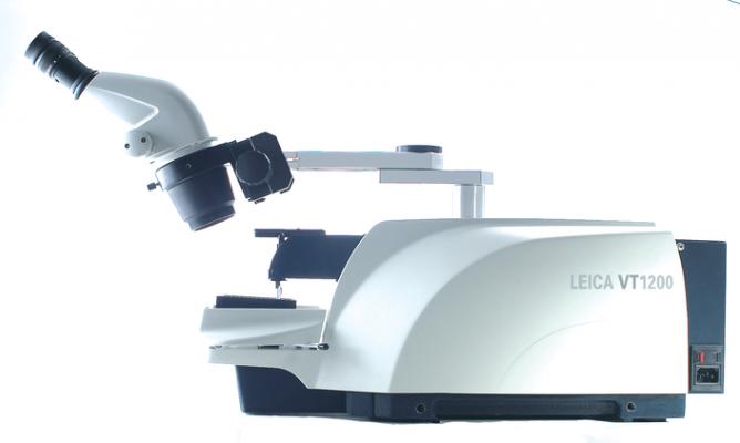 Leica VT1200 半自动振动切片机