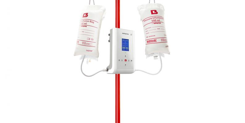 输液输血加压仪