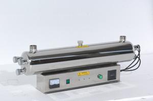 KCF-UV/B分体式法兰连接紫外线消毒器