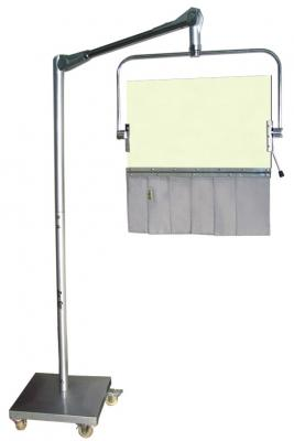 bv伟德体育下载射线防护悬吊屏风(落地式标准型)
