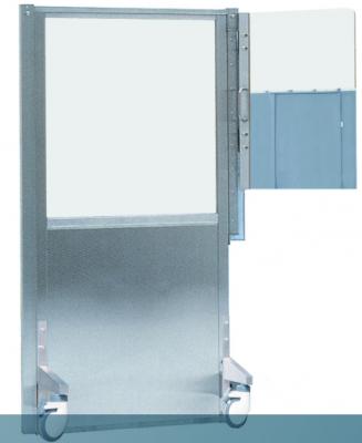 半透明铅屏风KSDS004