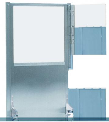半透明铅屏风KSDS003
