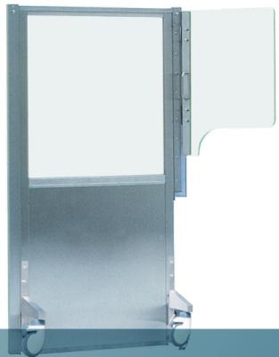 半透明铅屏风KSDS002