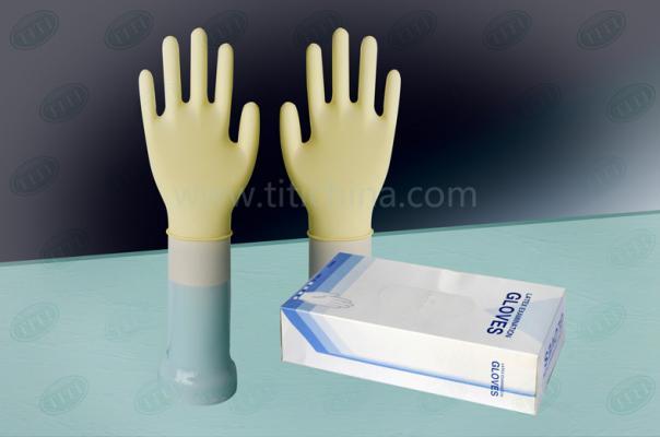 一次性使用bv伟德体育下载检查乳胶橡胶手套latex gloves