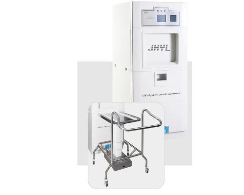 纯环氧乙烷灭菌器EOG-SJM系列