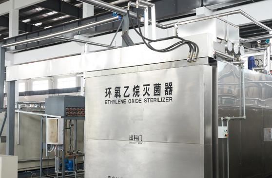 hbx-系列环氧乙烷灭菌器