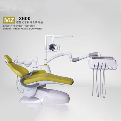 3600连体式牙科综合治疗椅