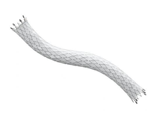 血管覆膜支架