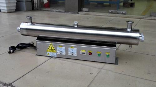 KCF-UV/D内置式不锈钢紫外线消毒器灯管