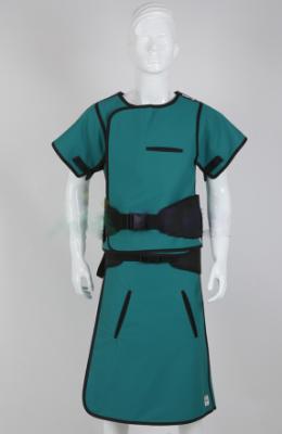双面分体防护服(带袖款)