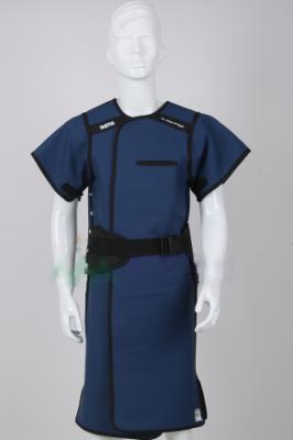 美国双面连体防护服(带袖款)