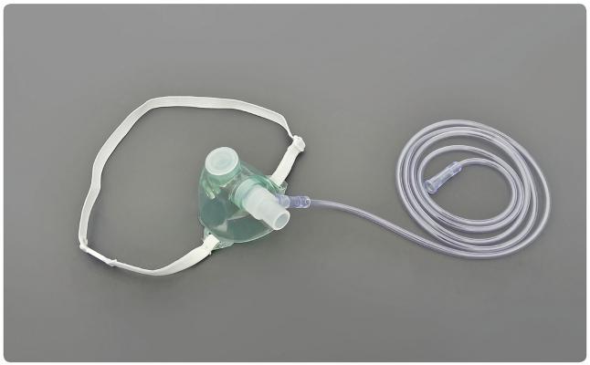 DRD-CB吸氧面罩