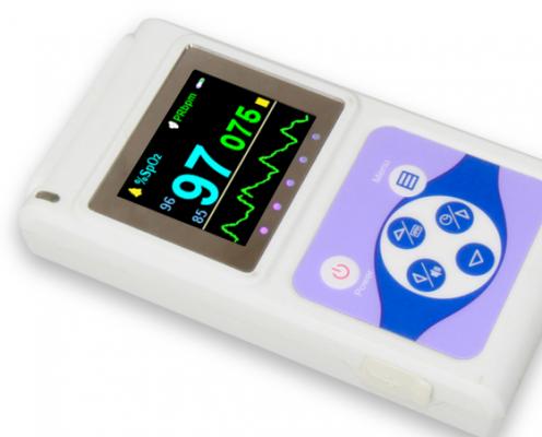 CMS60D型脉搏血氧仪