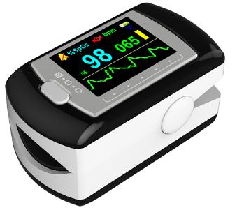 CMS50E-BT型脉搏血氧仪