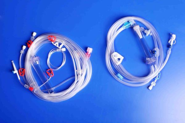 血液净化装置的体外循环血路