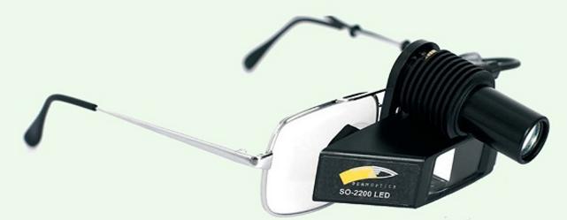 SO-2200双目间接检眼镜