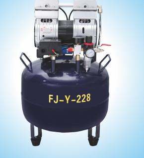 无油空气压缩机 FJ-Y-228 带过滤