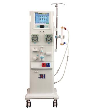 双泵液晶显示触控血透机
