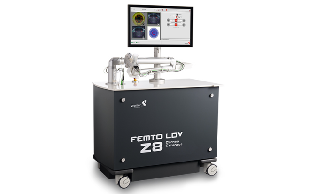 28秒飞秒激光手术系统