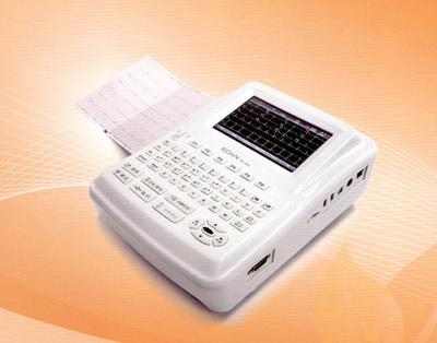 SE-1201数学式十二道心电图机