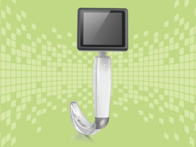 VL3D 一次性使用麻醉视频喉镜